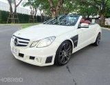 รถมือสอง Benz E250 BRABUS wide body cabriolet option เต็มสุด เกียร์ Auto ปี 2011