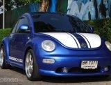 2001 VW Beetle 2.0 ตัวทอปสุด รถมือสอง