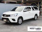 2018 Toyota Hilux Revo Smart Cab 2.4E M/T ผ่อน9,485 รถมือสอง