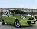 รถมือสอง 2011 Nissan MARCH 1.2 EL รถเก๋ง 5 ประตู