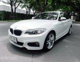 ขายรถมือสอง BMW Series 2 220i Coupe' M SPORT ปี 2014