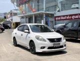 2013 Nissan Almera 1.2 VL Nismo รถเก๋ง 4 ประตู   รถมือสอง