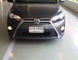 รถยนต์มือสอง Toyota Yaris 1.2 E Hatchback AT 2014 สีเทา