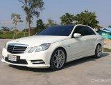 ขายรถมือสอง  Mercedes-Benz E200 AMG  Dynamic ปี2013
