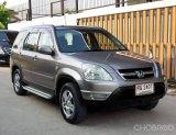 ขายดีรถมือสอง HONDA CR-V 2.0 ปี2002 SUV