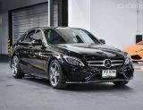 Benz C300 AMG BluetecHybrid #W205 ปี 2016 รถยนต์มือสอง