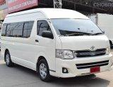 ขายดีรถมือสอง  Toyota Hiace 2.5 D4D ปี 2013