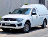 ขายดีรถมือสอง 2014 Mitsubishi TRITON 2.4 GL รถกระบะ