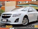 ขายดีรถมือสอง 2014 Chevrolet Cruze 1.8 LS รถเก๋ง 4 ประตู
