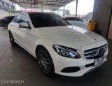 จองให้ทัน Benz C350 e Plugin AMG ปี2016 รถยนต์มือสอง