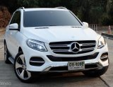 2017 Mercedes-Benz GLE500 e 4MATIC รถเก๋ง 5 ประตู   รถมือสองราคาดี
