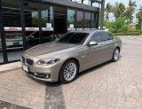 ขายดีรถมือสอง BMW 528i F10 2.0 รุ่น Luxury เบนซิน Sedan ออกศูนย์ BMW ไทยแลนด์ 2016