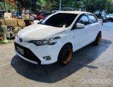 2015 Toyota VIOS 1.5 E IVORY รถเก๋ง 4 ประตู รถยนต์มือสอง