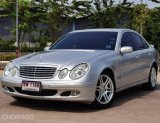 2004 Mercedes-Benz E220 CDI Elegance รถเก๋ง 4 ประตู  รถยนต์มือสอง