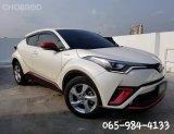 2018 Toyota C-HR Hybrid SUV   รถมือสองราคาดี
