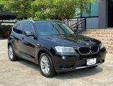 ❤️ BMW X3 ดีเซล 2013 ❤️ รถยนต์มือสอง