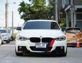 2017 BMW 320d Sport รถเก๋ง 4 ประตู รถมือสองราคาดี