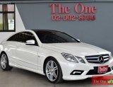 ขาย รถมือสอง 2011 Mercedes-Benz E250 CGI BlueEFFICIENCY AMG 1.8 W207 Avantgarde Sports Coupe AT