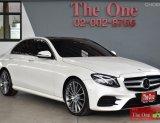 ขาย รถมือสอง 2018 Mercedes-Benz E350 3.0 W213 d Sedan AT