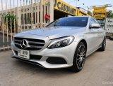 2016 Mercedes-Benz C350 e รถเก๋ง 4 ประตู รถยนต์มือสอง