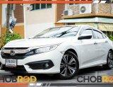 2016 Honda CIVIC 1.5 Turbo รถเก๋ง 4 ประตู ตลาดรถรถมือสอง