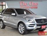 2015 Mercedes-Benz ML250 CDI BlueEFFICIENCY 2.1 W166 SUV รถมือสอง