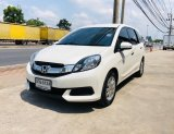 ขายรถ HONDA MOBILIO 1.5 V ปี 2014จด2015