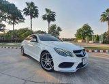 2015 Mercedes-Benz E200 AMG Dynamic รถมือสอง