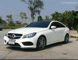 2015 Mercedes-Benz E200 AMG  Dynamic ตลาดรถรถมือสอง