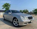 ขายรถ  Mercedes-Benz E200 Kompressor Avantgarde รถเก๋ง 4 ประตู