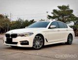 BMW 530i M-SPORT LIMOUSINE RHD F10 AT ปี 2017 ขายดีรถมือสอง