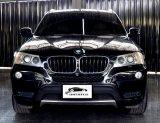 2011 BMW X3 F25 ดีเซล XDrive 2.0D Highline รถสวย สภาพดี รถมือสองราคาดี