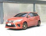 Toyota Yaris 1.2 G ปี 2015 รถ เก๋ง ฟรีดาวน์ มือสอง