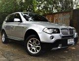 ขาย รถมือสอง 2009 BMW X3 E83 LCi 2.5si รุ่นใหม่ Facelift