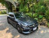 2016 Mercedes-Benz C300 Blue TEC HYBRID รถมือสองราคาดี