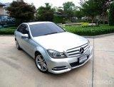 2012 Mercedes-Benz C200 CGI Avantgarde รถเก๋ง 4 ประตู  รถยนต์มือสอง