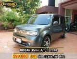 NISSAN Cube ปี 2010 ขาย รถมือสอง
