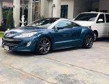 จองให้ทัน PEUGEOT RCZ 1.6 Sport coupe AT สีฟ้า ปี2014 รถยนต์มือสอง