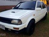 รถมือสอง 1990 Toyota Starlet 1.3 XLi รถเก๋ง 5 ประตู