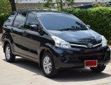 ขายดีรถมือสอง  2014 Toyota AVANZA 1.5 E