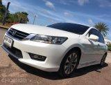 รถมือสองราคาดี  Honda ACCORD 2.4 EL NAVI 2014