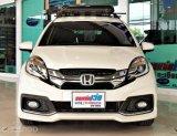 รถมือสอง   2015 Honda Mobilio 1.5 RS Top Auto สีขาว