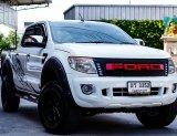 ขายรถยนต์มือสอง FORD RANGER, 2.2 XLT DOUBLE CAB HI-RIDER (ออโต้) ปี2012
