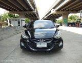 ขายดีรถมือสอง  ฟรีดาวน์ Hyundai ELANTRA 1.8GLS ปี2013 สีดำ