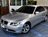 รถมือสองราคาถูก   BMW 523i E60 รุ่นใหม่เครื่อง N52
