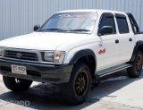 รถมือสองราคาดี 1999 TOYOTA HILUX TIGER 2.5 สีขาว ดีเซล