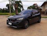 รถมือสอง2012 BMW X1 SDrive 1.8 i รถสวยสภาพดี น่าใช้ ออฟชั่นครบ iDrive Navi คู่มือ Book Service ครบ