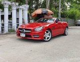 รถมือสองราคาดี 📍  MERCEDES-BENZ ✳️  SLK200 AMG Sport Roadster ✡️  1.8AT  ( R172 )