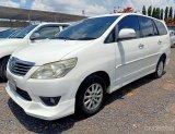รถมือสองราคาดี TOYOTA INNOVA 2.0 V.ปี2012 เกียร์ออโต้