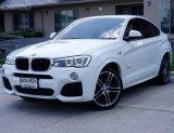 ขายดี รถมือสอง BMWX4 #X4 Xdrive2.0d M Sport ดีเชล ปี2017